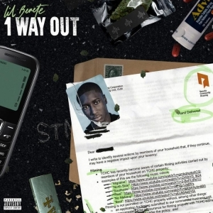 1 way out BY Lil Berete